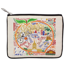 Load image into Gallery viewer, Atlanta Zip Pouch - Natural - catstudio