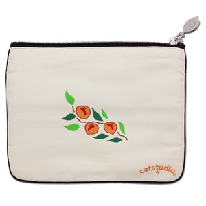 Atlanta Zip Pouch - Natural - catstudio