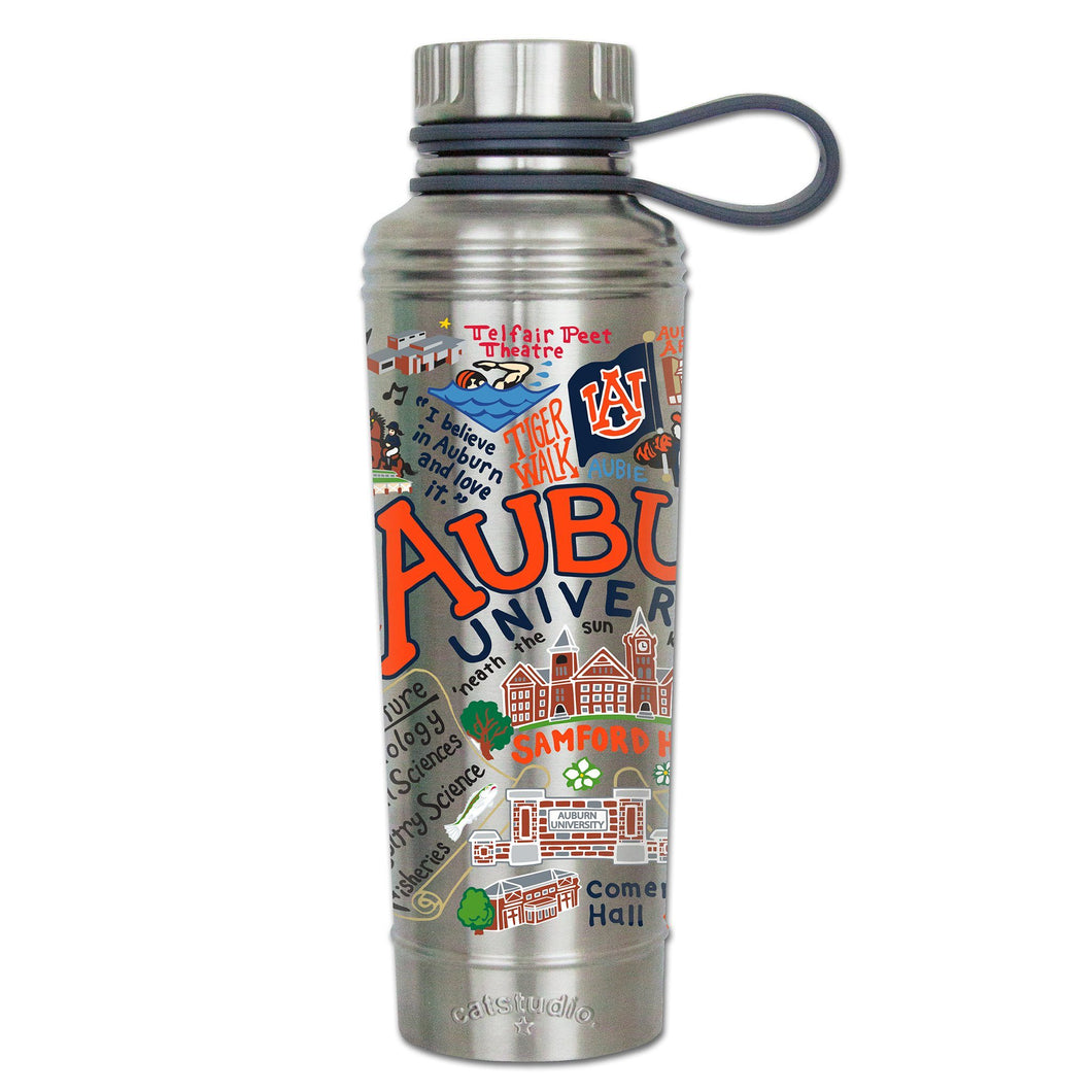 Auburn University Collegiate Thermal Bottle - catstudio