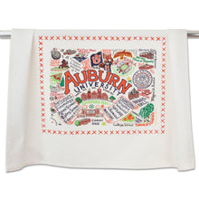 Load image into Gallery viewer, Auburn University Collegiate Dish Towel - catstudio