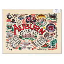 Load image into Gallery viewer, Auburn University Collegiate Fine Art Print - catstudio
