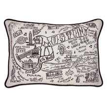 Load image into Gallery viewer, Austin Hand-Guided Machine Pillow - catstudio