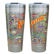 Load image into Gallery viewer, Austin Thermal Tumbler (Set of 4) - PREORDER Thermal Tumbler catstudio