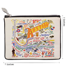 Load image into Gallery viewer, Austin Zip Pouch - catstudio