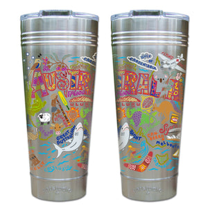 Australia Thermal Tumbler (Set of 4) - PREORDER Thermal Tumbler catstudio