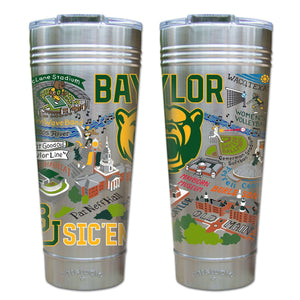Baylor University Collegiate Thermal Tumbler (Set of 4) - PREORDER Thermal Tumbler catstudio