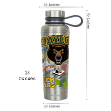 Load image into Gallery viewer, Baylor University Collegiate Thermal Bottle - catstudio