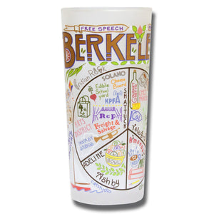 Berkeley Drinking Glass - catstudio