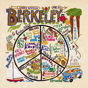 Berkeley Fine Art Print - catstudio
