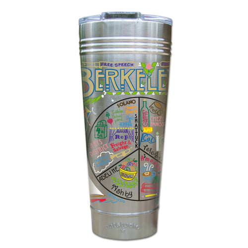 Berkeley Thermal Tumbler (Set of 4) - PREORDER Thermal Tumbler catstudio