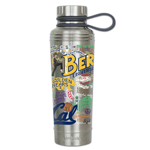 Berkeley, UC (Cal) Collegiate Thermal Bottle Thermal Bottle catstudio