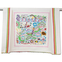 Load image into Gallery viewer, Bermuda Dish Towel - catstudio