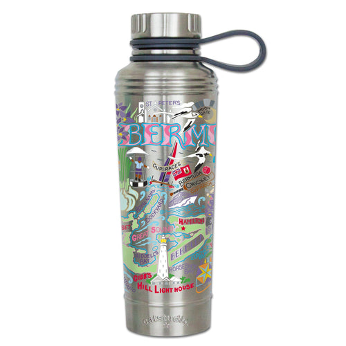 Bermuda Thermal Bottle - catstudio