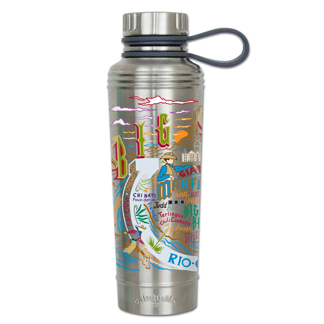 Big Bend Thermal Bottle - catstudio