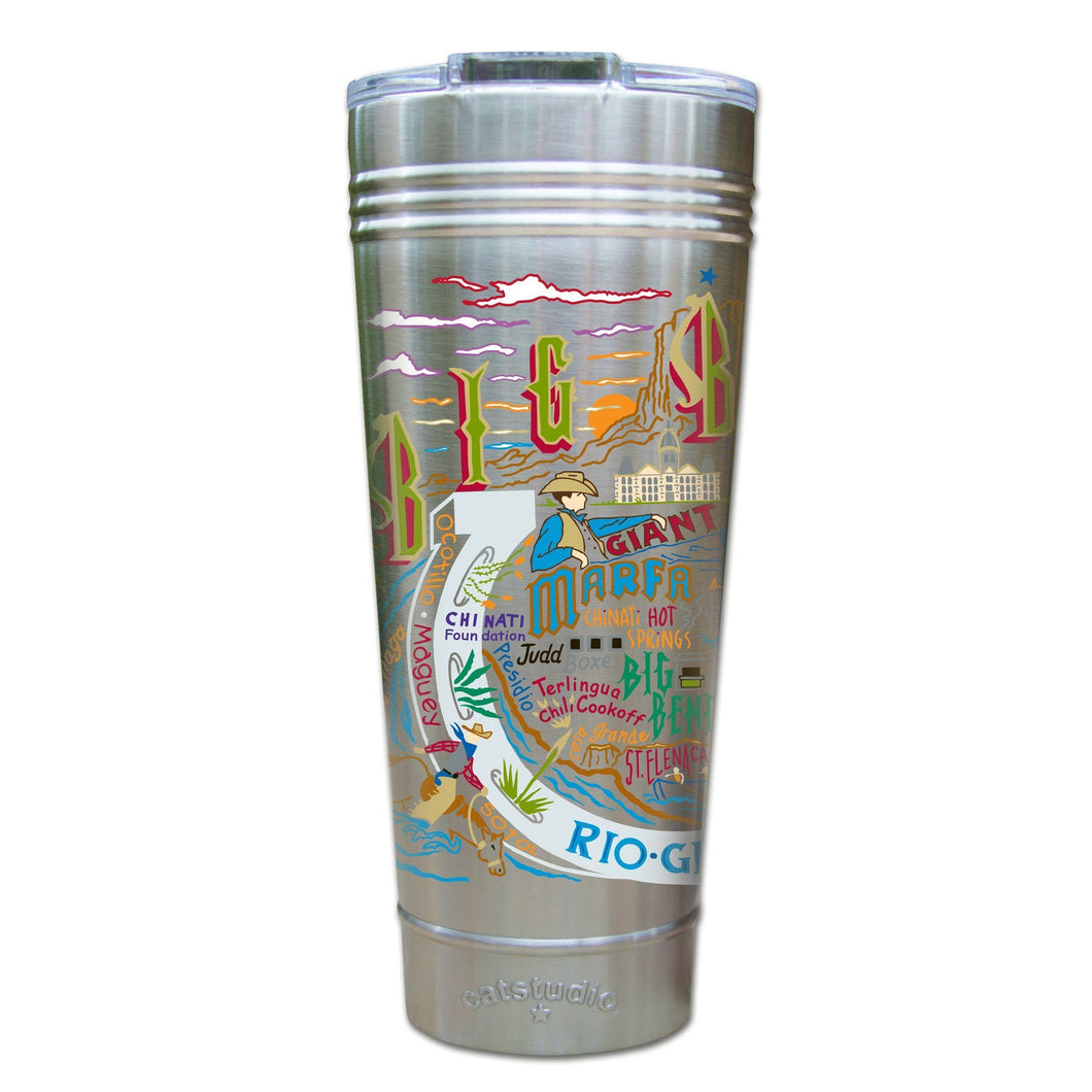 Big Bend Thermal Tumbler (Set of 4) - PREORDER Thermal Tumbler catstudio