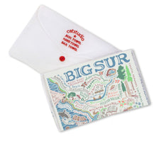 Load image into Gallery viewer, Big Sur Dish Towel - catstudio