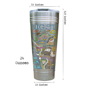 Big Sur Thermal Tumbler (Set of 4) - PREORDER Thermal Tumbler catstudio