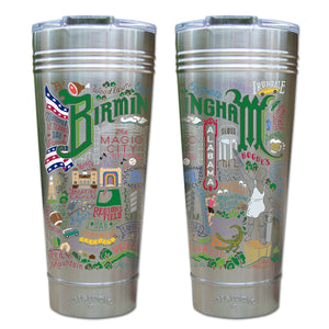 Birmingham Thermal Tumbler (Set of 4) - PREORDER Thermal Tumbler catstudio