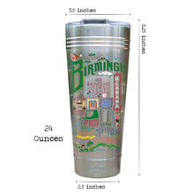 Load image into Gallery viewer, Birmingham Thermal Tumbler (Set of 4) - PREORDER Thermal Tumbler catstudio