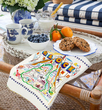 Load image into Gallery viewer, Block Island Dish Towel - catstudio