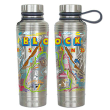 Load image into Gallery viewer, Block Island Thermal Bottle - catstudio