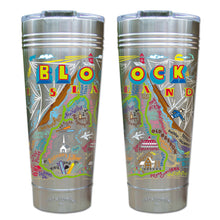 Load image into Gallery viewer, Block Island Thermal Tumbler (Set of 4) - PREORDER Thermal Tumbler catstudio