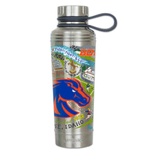 Load image into Gallery viewer, Boise State University Collegiate Thermal Bottle - catstudio