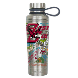 Boston College Collegiate Thermal Bottle - catstudio