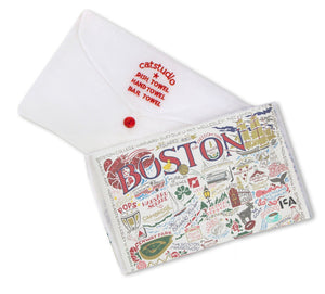 Boston Dish Towel - catstudio