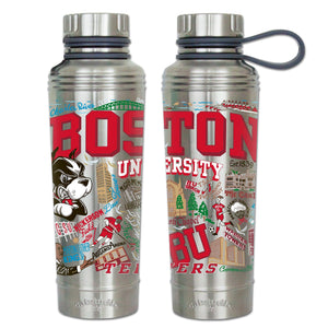 Boston University Collegiate Thermal Bottle - catstudio