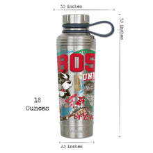 Load image into Gallery viewer, Boston University Collegiate Thermal Bottle - catstudio