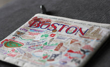Load image into Gallery viewer, Boston Zip Pouch - catstudio