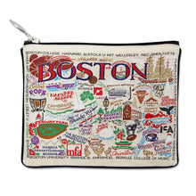 Load image into Gallery viewer, Boston Zip Pouch - Coming Soon! - catstudio