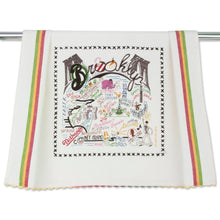 Load image into Gallery viewer, Brooklyn Dish Towel - catstudio