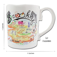 Load image into Gallery viewer, Brooklyn Mug - catstudio