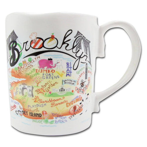 Brooklyn Mug Mug catstudio