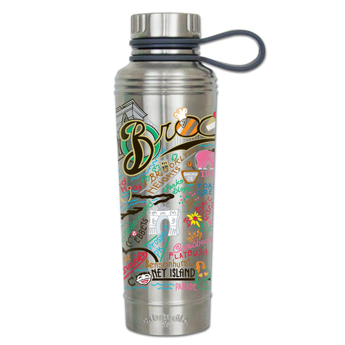 Brooklyn Thermal Bottle - catstudio