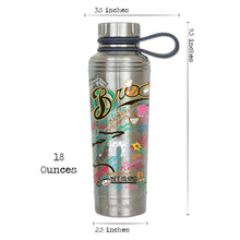 Load image into Gallery viewer, Brooklyn Thermal Bottle - catstudio