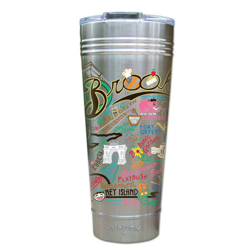 Brooklyn Thermal Tumbler (Set of 4) - PREORDER Thermal Tumbler catstudio