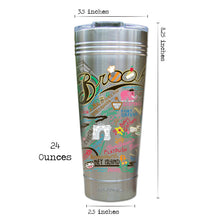 Load image into Gallery viewer, Brooklyn Thermal Tumbler (Set of 4) - PREORDER Thermal Tumbler catstudio