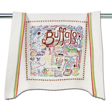 Load image into Gallery viewer, Buffalo Dish Towel Dish Towel catstudio