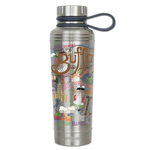 Buffalo Thermal Bottle - catstudio