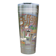 Load image into Gallery viewer, Buffalo Thermal Tumbler (Set of 4) - PREORDER Thermal Tumbler catstudio