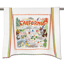 Load image into Gallery viewer, California Dish Towel Dish Towel catstudio