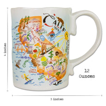 Load image into Gallery viewer, California Mug - catstudio