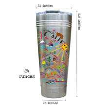 Load image into Gallery viewer, California Thermal Tumbler (Set of 4) - PREORDER Thermal Tumbler catstudio