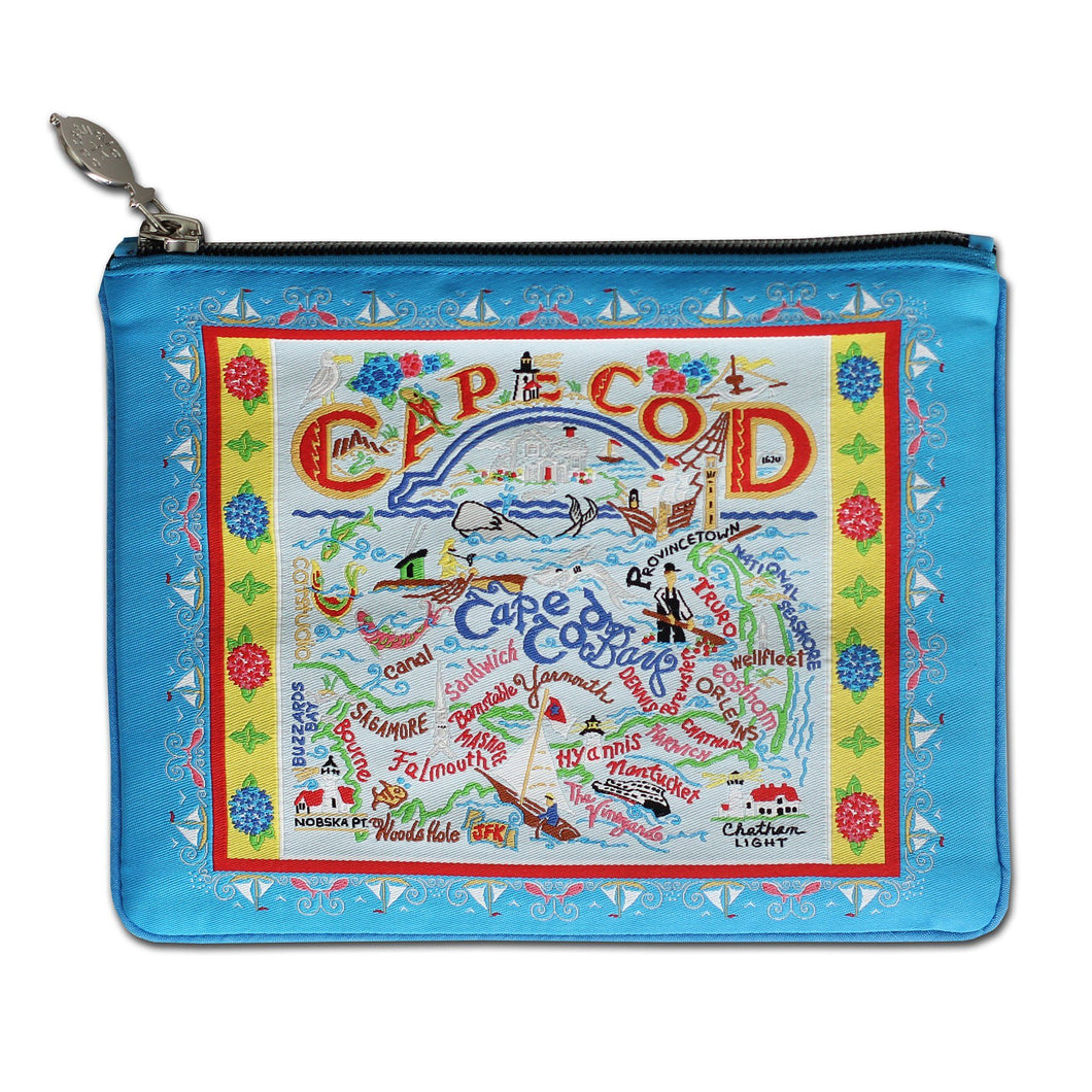 Cape Cod Zip Pouch - Pattern - catstudio