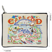 Load image into Gallery viewer, Cape Cod Zip Pouch - catstudio