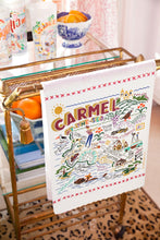 Load image into Gallery viewer, Carmel Dish Towel - catstudio