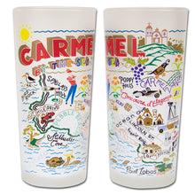 Load image into Gallery viewer, Carmel Drinking Glass - catstudio